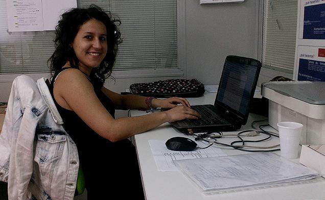 Convenios con la UPNA (Trabajo Social) para realizar prácticas con nosotros