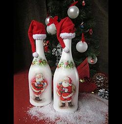 botellas_navidad