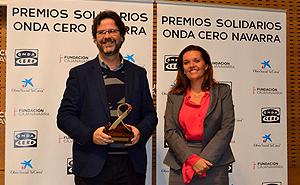 I Premios Solidaridad Onda Cero Navarra- exclusión social y pobreza